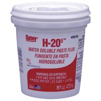 Oatey H-205 Water Soluble Paste Flux, Liquid, 16 oz