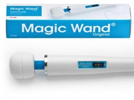 MAGIC WAND HV260 WHITE MASSAGER MAGIC WAND POWERFUL VIBRATOR
