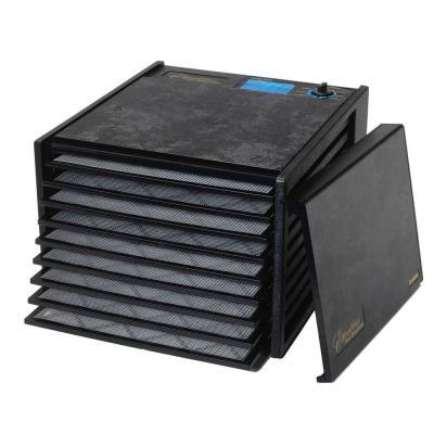 EXCALIBUR 2900ECB BLACK NON TIMER 9 TRAY DEHYDRATOR GIVES YOU