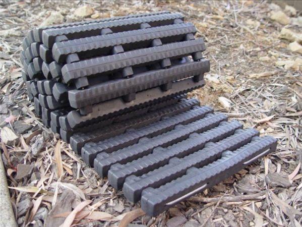 Bushranger X-Trax Sand Tracks (pair) (OFF-ROAD RECOVERY)