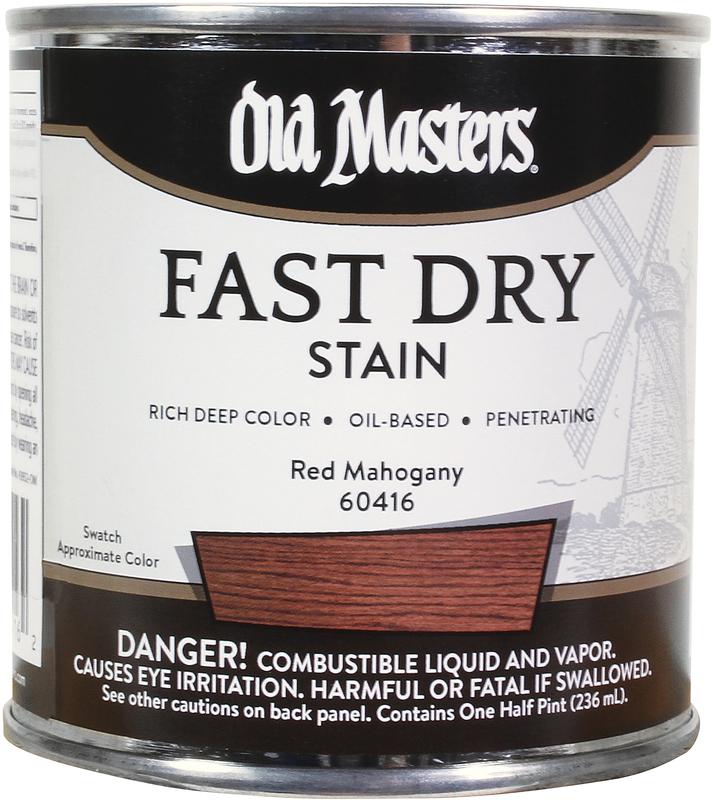 60416 HP RED MAHOGANY FAST DRY