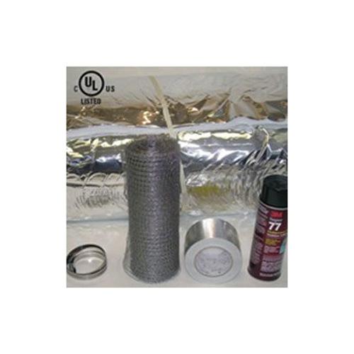 "5.5"" X 25' Super Wrap Insulation Kit - INK-5.525 - 1300-0021"