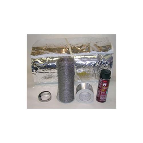"6"" X 35' Super Wrap Insulation Kit - INK-635 - 1300-0024"