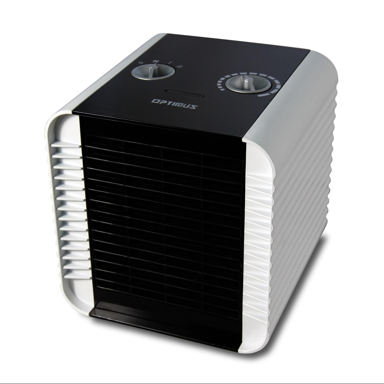 Optimus H7003 Heater Ceramic With Thermostat Portable