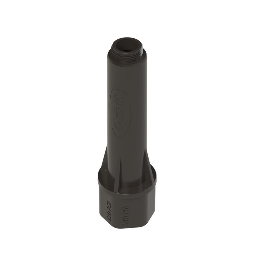 ADAPTER SHRUB PLASTIC 1/2IN