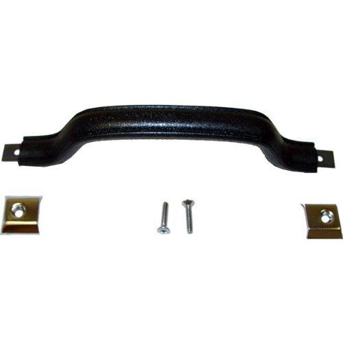 Door Pull, Interior Kit, Black; 87-95 Jeep Wrangler YJ