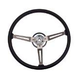 Steering Wheel, Vinyl; 76-95 Jeep CJ/Wrangler