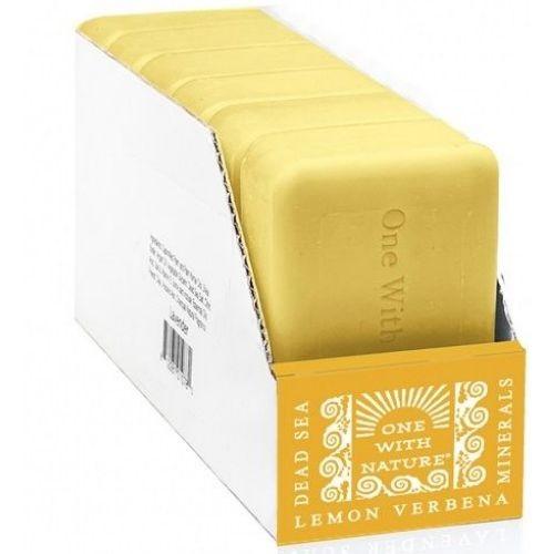 One With Nature OWN Lemon Verbena Bar Soap (6X4 OZ)
