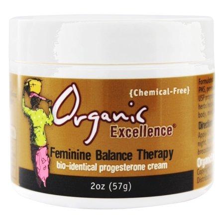 Organic Excellence Feminine Balance Therapy 2 Oz