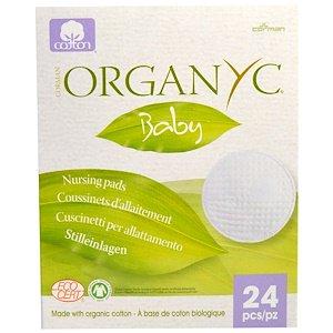 Organyc Nursing Pads 100% Organic Cotton (24 Count)