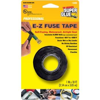 15413 10FT BLACK E-Z FUSE TAPE