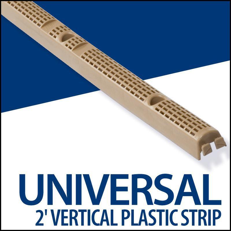 92772 24 IN. INIP PLASTIC CLOSURE STRIPS