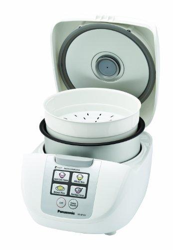 PANASONIC SR-DF101 Fuzzy Logic Rice Cooker (5-cup)