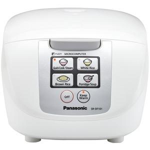 PANASONIC SR-DF181 Fuzzy Logic Rice Cooker (10-cup)