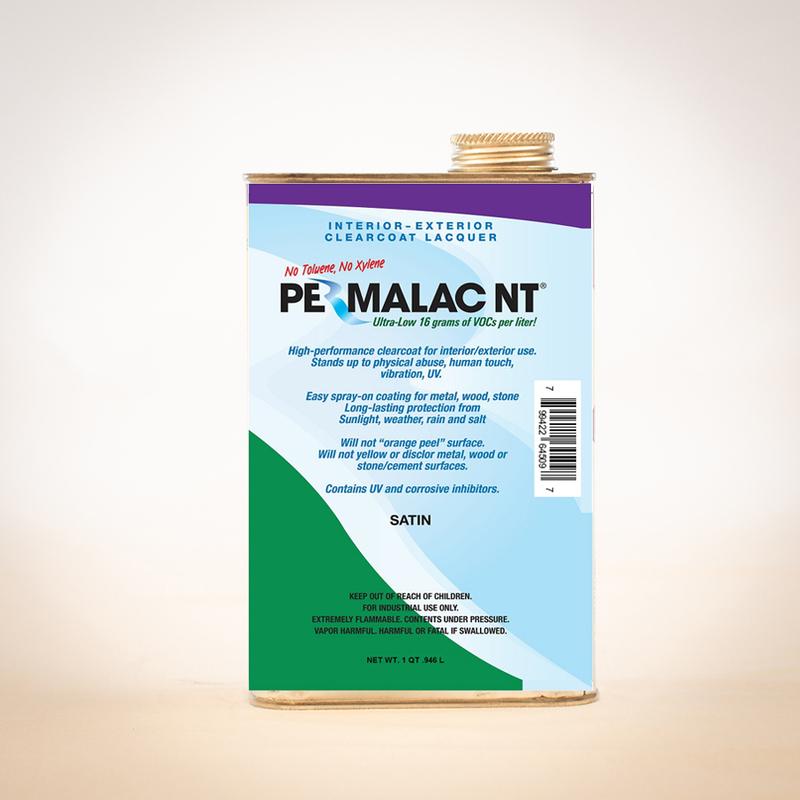 03330 QT ST PERMALAC NT CLEAR