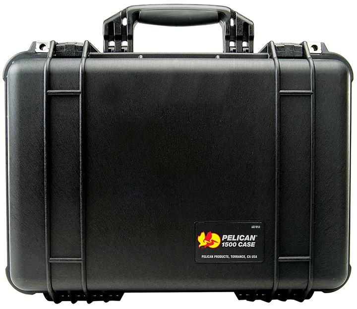 1500-BLK WL/WF CASE