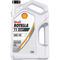OIL ROTELLA T1 40W CFCF2 GAL