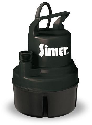 1/6 Hp Simer Utility Pump
