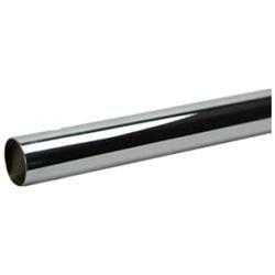 """2M (78"""") Extension Pole - Chrome"""