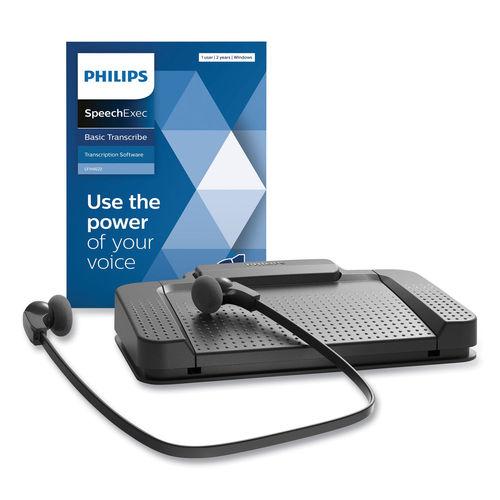 LFH7177 SpeechExec Digital Transcription Kit