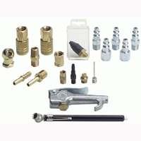 Tru-Flate 41-175 Air Compressor Accessory Kit, 19 Pieces