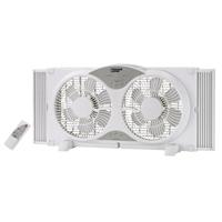 Window Fan 9 In Reversible White