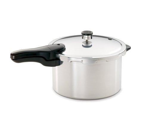 8 Quart Presto Pressure Cooker, Aluminum
