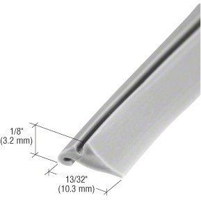 200 Ft. Gray Glass Glazing Spline