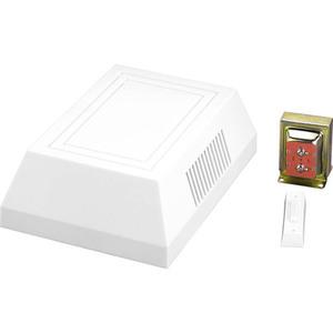 White CHIME Kit With 10W Translator