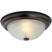 Boston Harbor F51WH02-1006-ORB Ceiling Fixture, 60 W, 2 Lamp