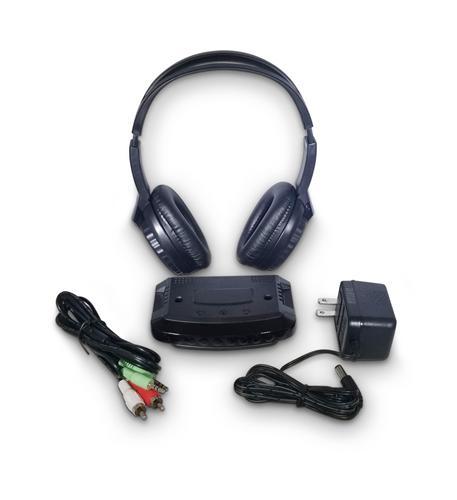 IR Wireless Headphones/Transmitter