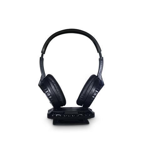 IR Wireless Headphones Extra Headset