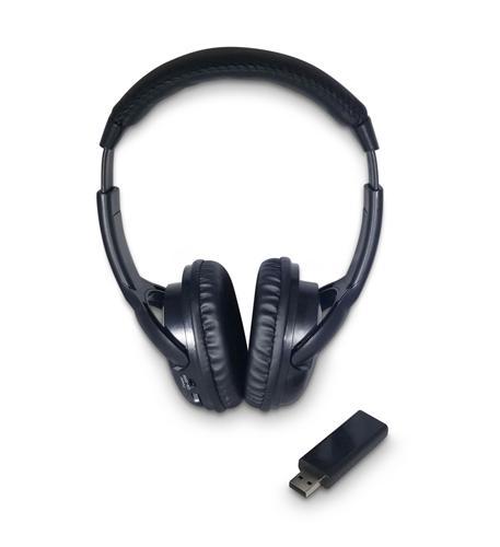 RF Wireless Headphones Extra Headset