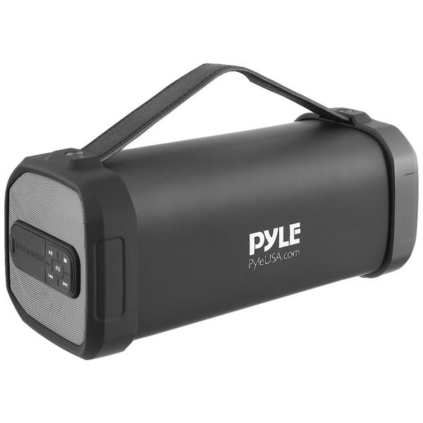 Pyle PBMSQG9 Portable Bluetooth Tube-Shaped Speaker