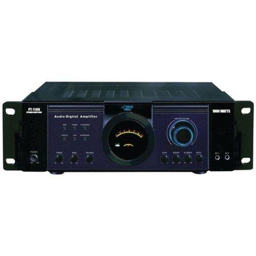 Pyle 1000W Max Amplifier