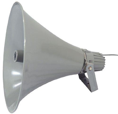 """Pyle 19.5"""" indoor/outdoor 70/100v 100W horn"""