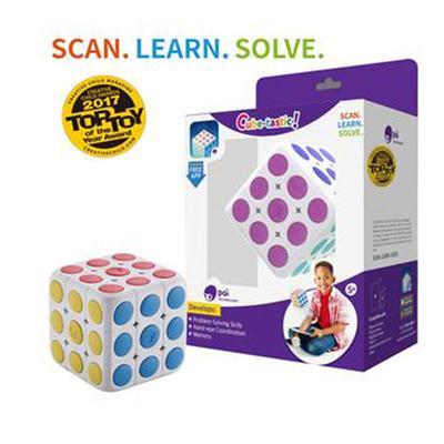 Cube Tasitc Puzzle Cube w App