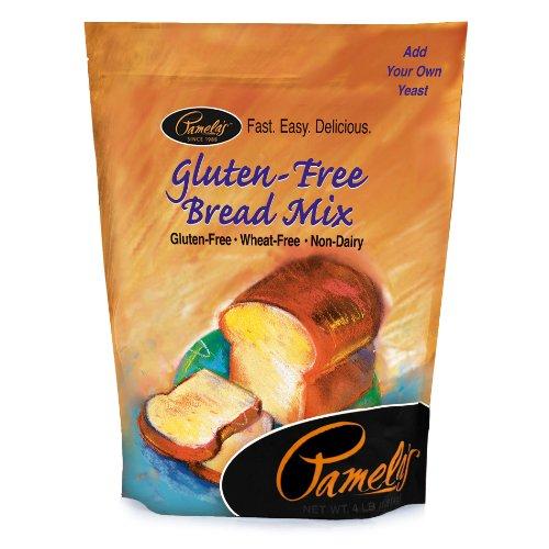 Pamelas Bread Mix & Flour Blend Gluten Free (3x4 LB)