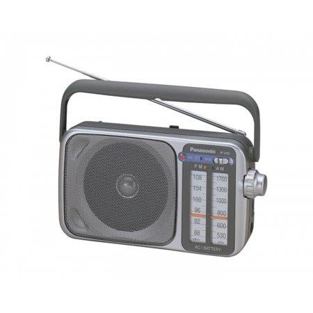 PANASONIC RF-2400 AM/FM AC/DC OPERATION