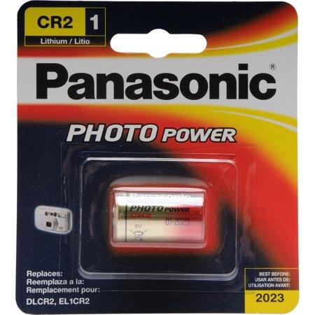 PANASONIC LITHIUM POWER CR-2 1-PACK