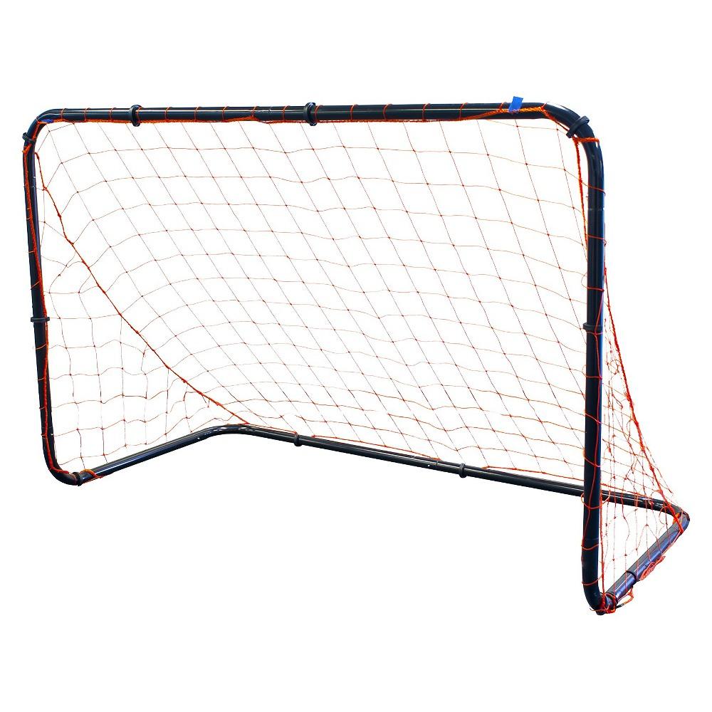 6'X4'X3' Black Shadow Steel Goal