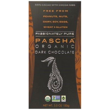 Pascha Dark Choc/Nibs (10x35OZ )