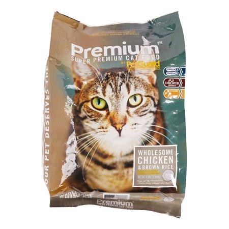 Pet Guard Chicken Premium Cat & Kitten Dry Food (1x4LB)