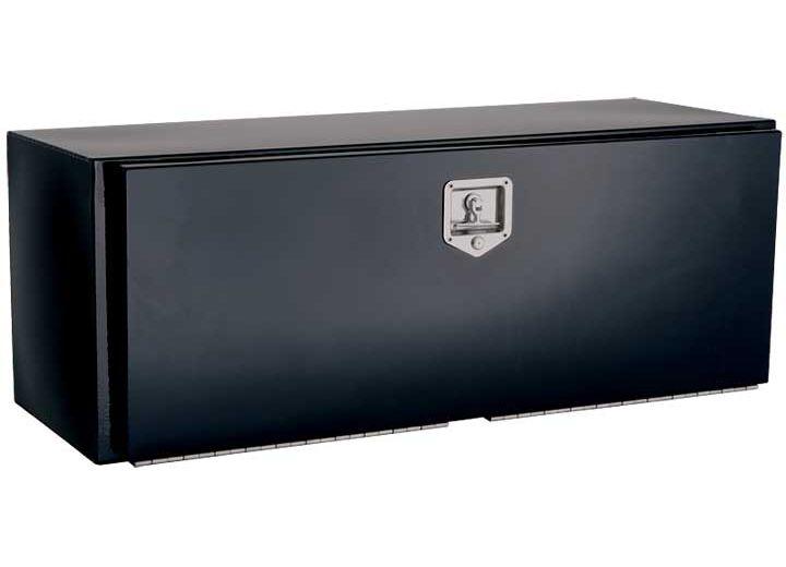 TOOLBOX 48L X 18D X 18H BLK STEEL BODY & DOOR