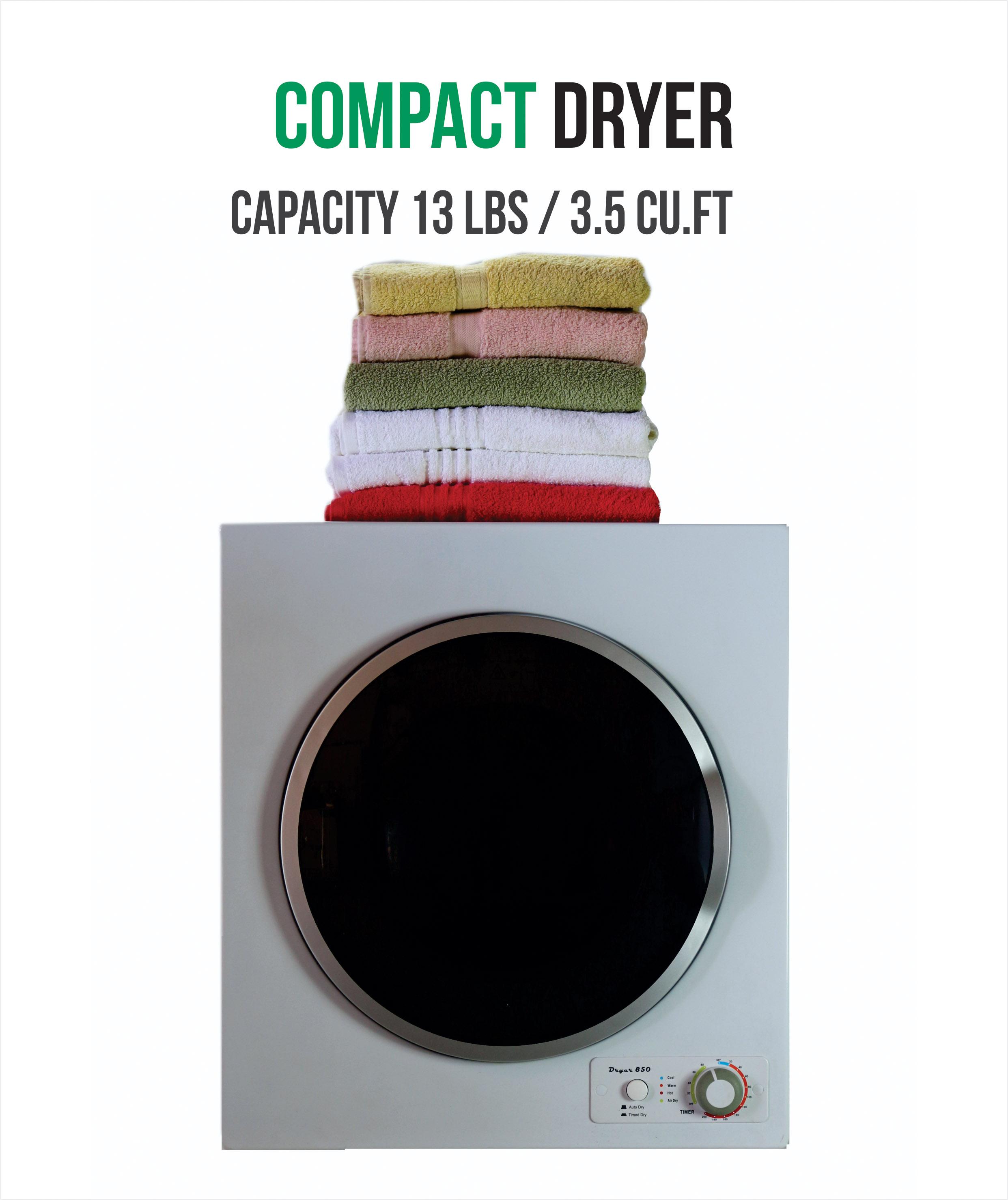 COMPACT SHORT DRYER