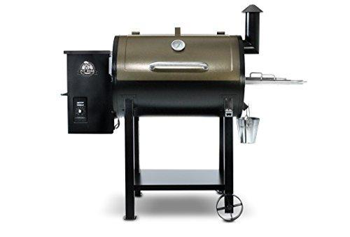2021 NAVIGATOR PB550OG WOOD PELLET GRILL AND SMOKER