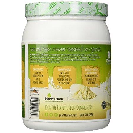PlantFusion Plant Protein  Organic  Vanilla Chai  1 lb