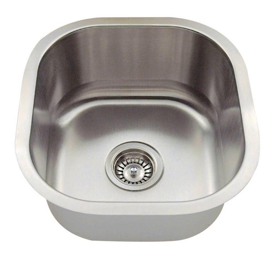Polaris P6171 Stainless Steel Bar Sink