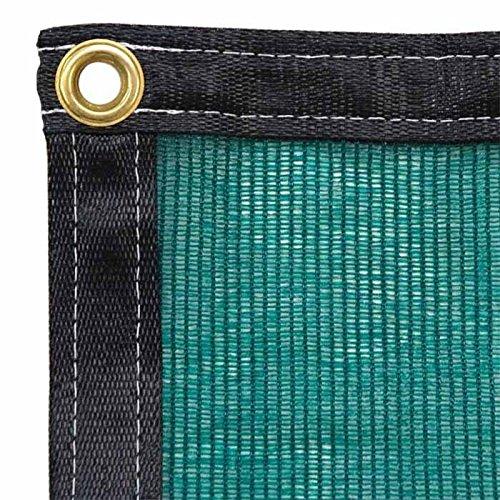 Green Shade Cloth 8' x 12'