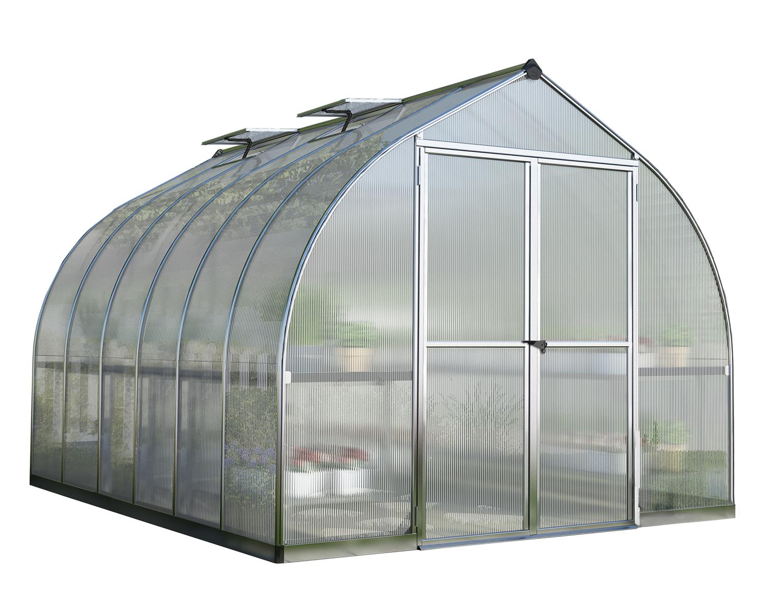 Bella 8' x 12' Greenhouse
